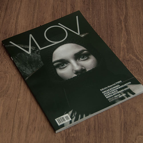 Cover of the VLOV Magazine #3